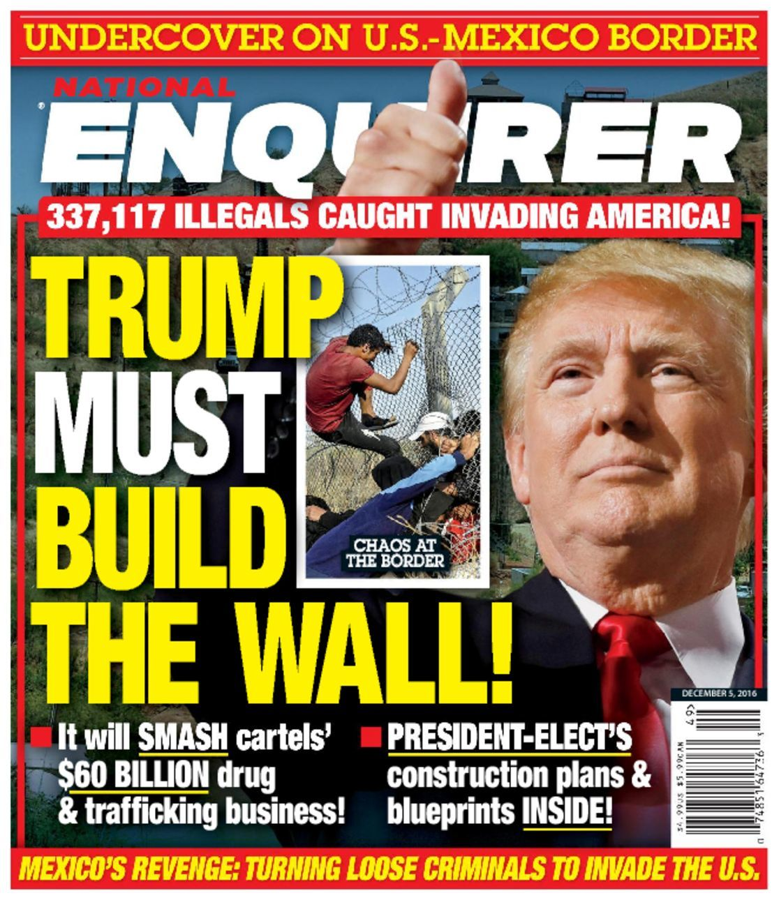 national enquirer magazine for inquiring minds