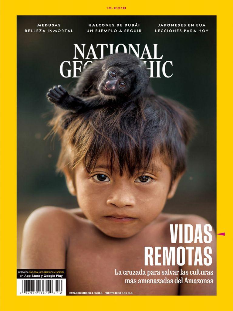 National Geographic En Espanol Magazine