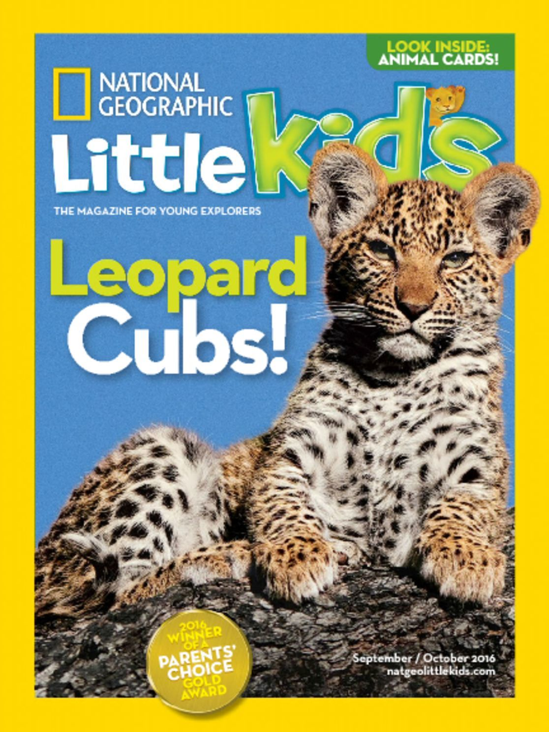 National Geographic Little Kids Magazine - DiscountMags.com