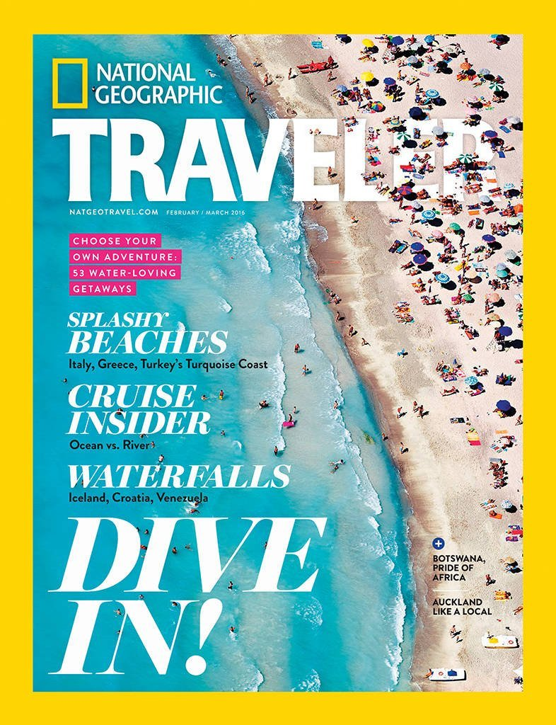 National Geographic Traveler Magazine - DiscountMags.com
