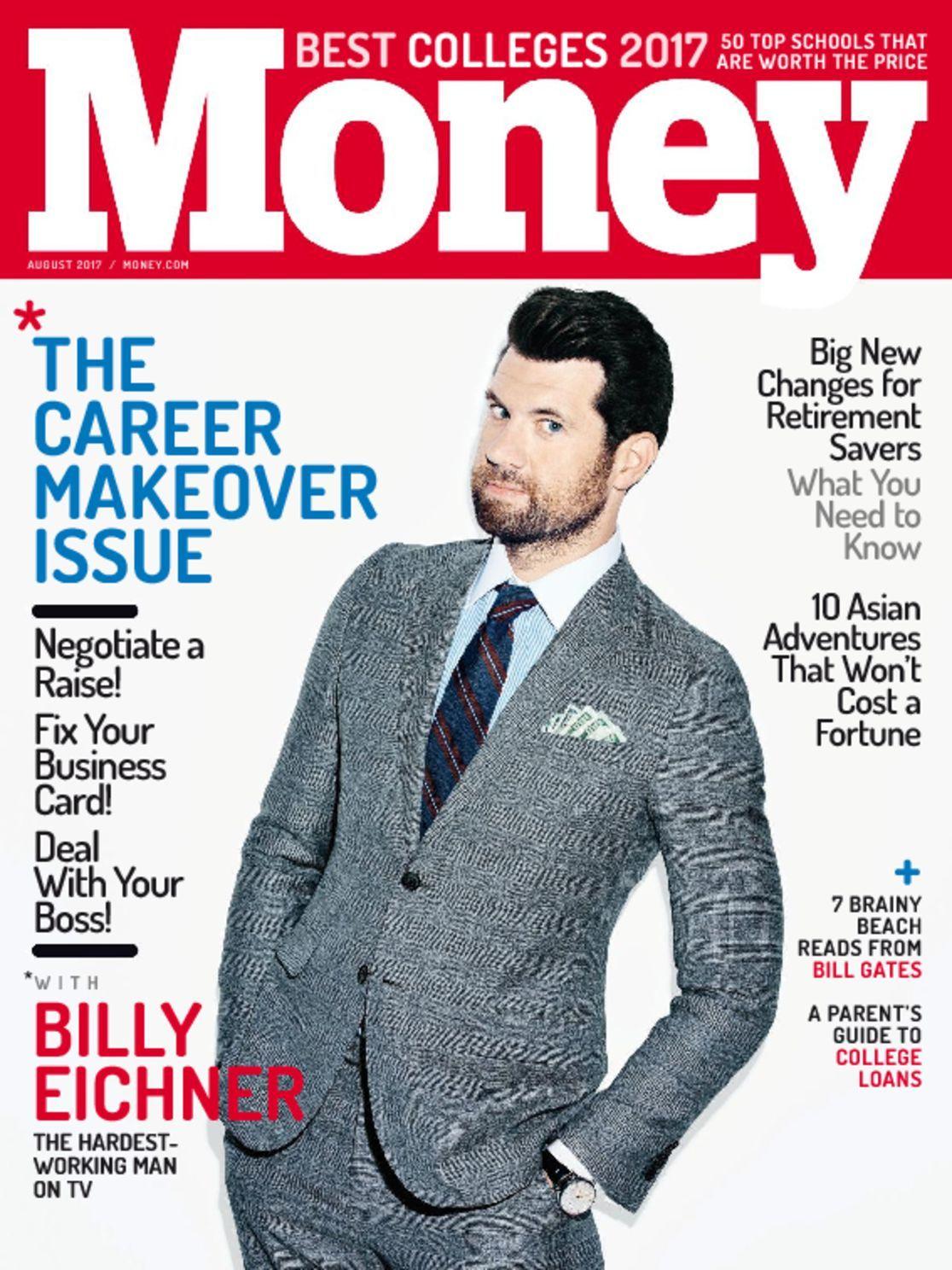 Magazine Cover Girls: Smart Finances - DiscountMags.com