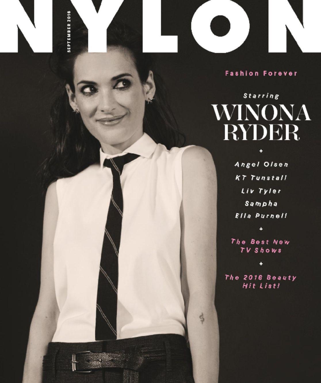 Best Price for Nylon Magazine Subscription