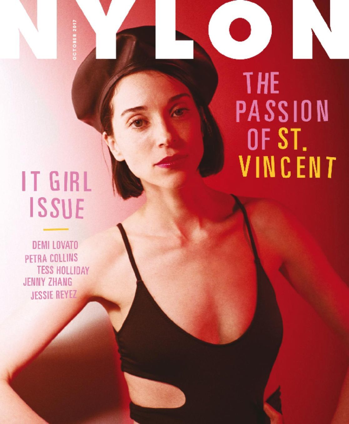 More Details about Nylon Magazine