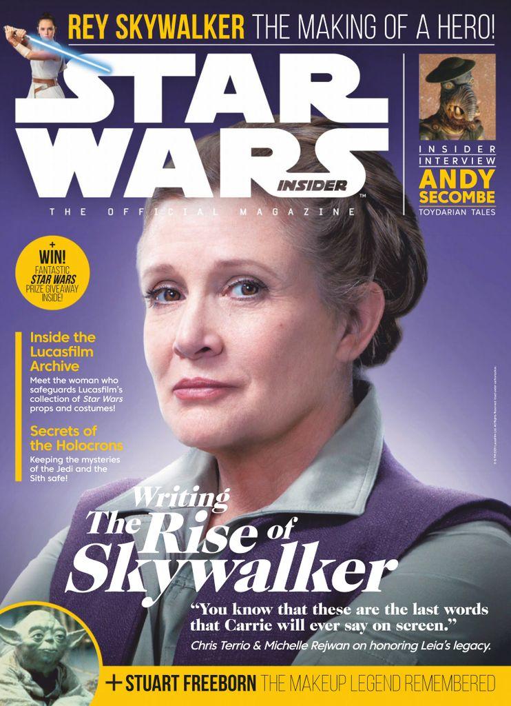More Details about Star Wars Insider Magazine