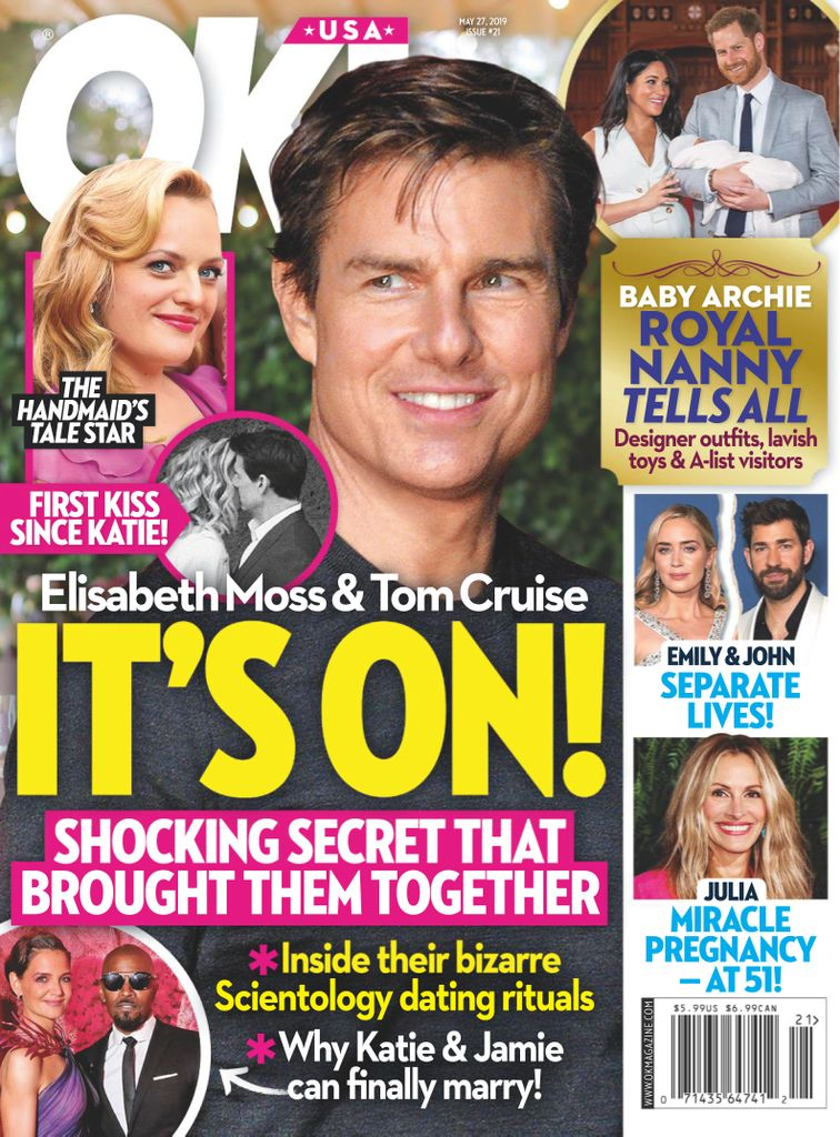 OK! Magazine - 1 October 2012 » Download PDF magazines