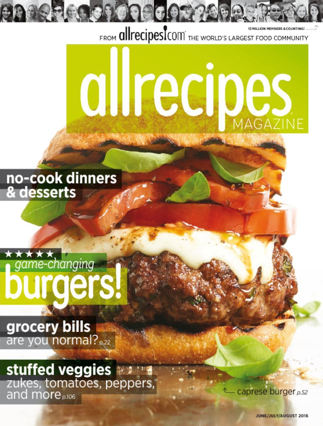 Allrecipes Magazine | Tried-and-True Recipes - DiscountMags.com