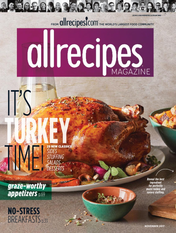 Allrecipes Magazine Subscription