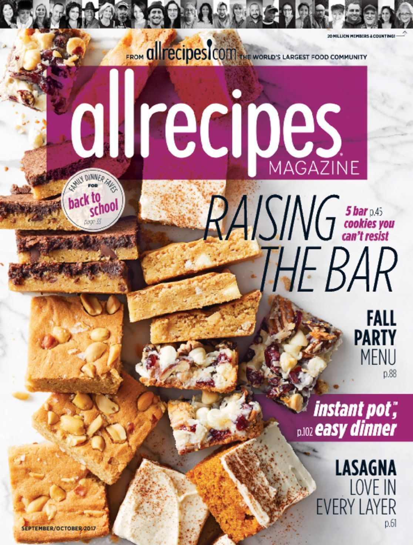 Tried-and-True Recipes