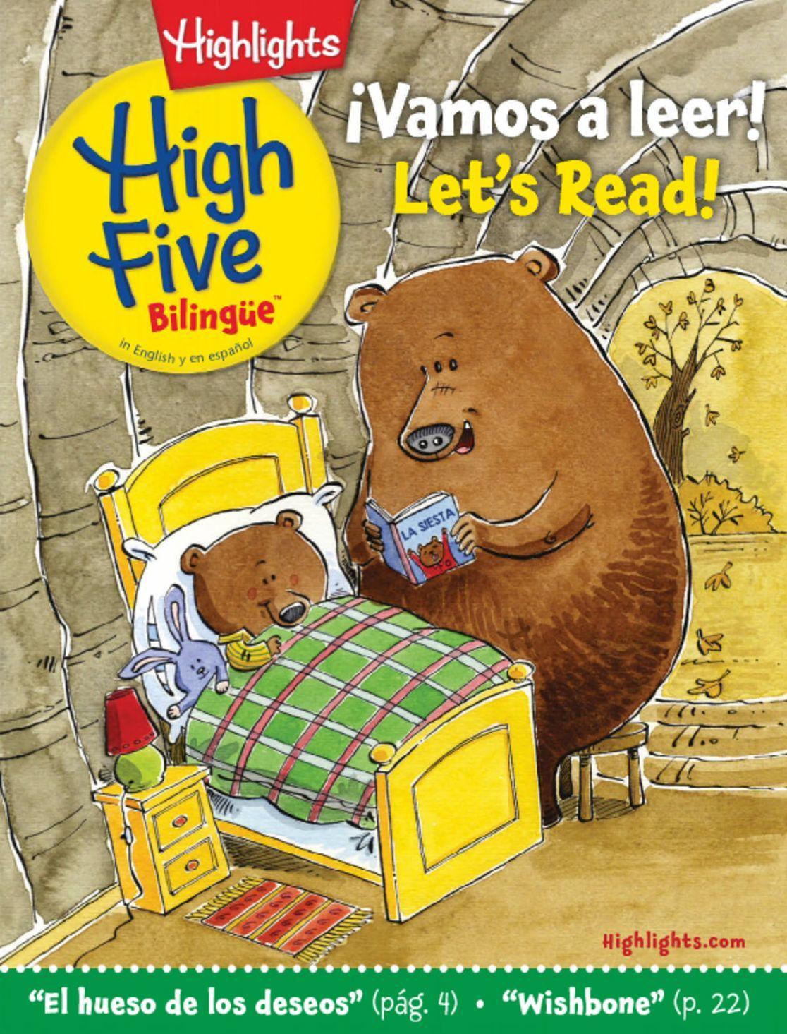 Highlights High Five Bilingue Magazine Subscription