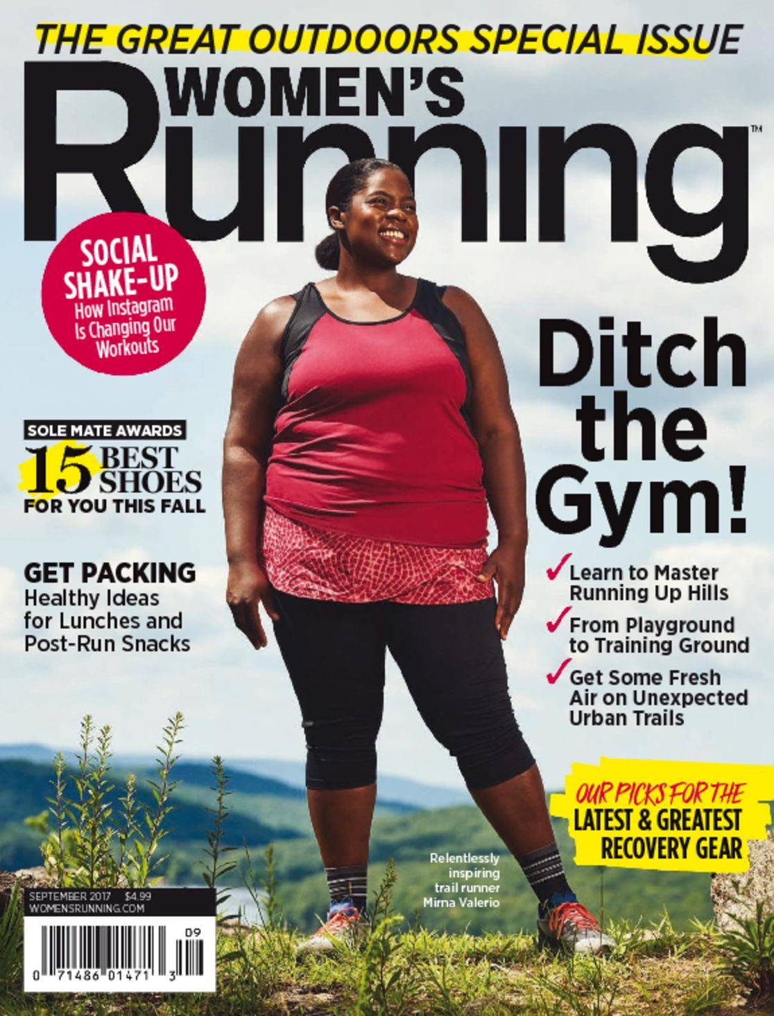 Womens Running Magazine Subscription