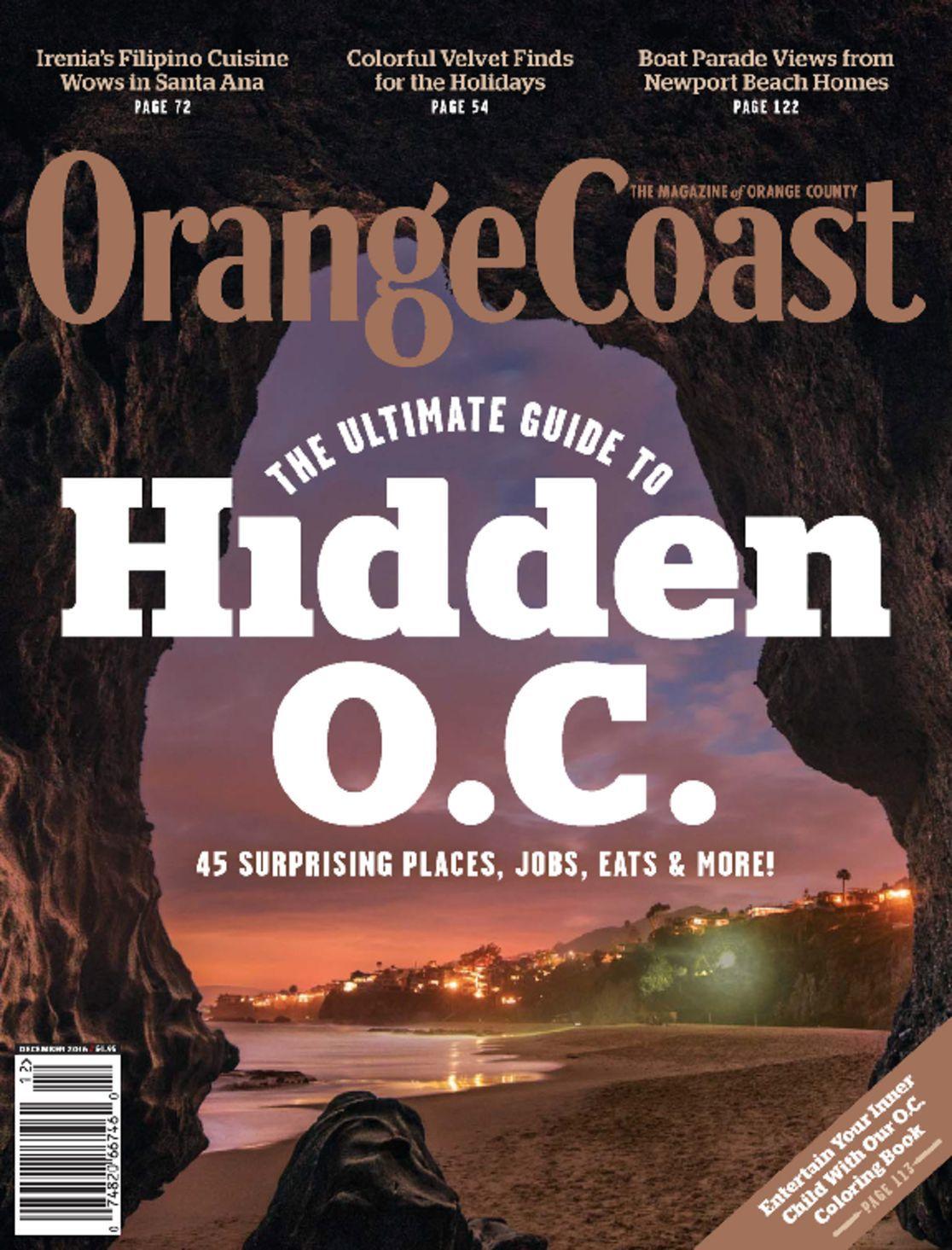 Orange Coast Magazine 2002 june BO DEREK: STILL A PERFECT 10, HOME DESIGN ISSUE