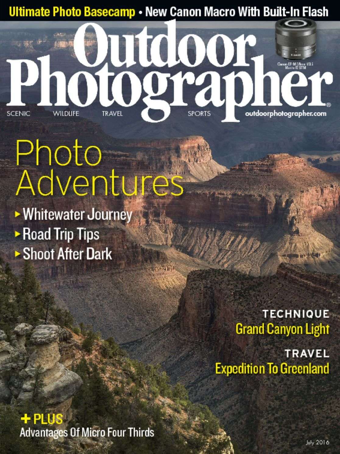 photographer magazine subscription outdoors discountmags issue familysavings july