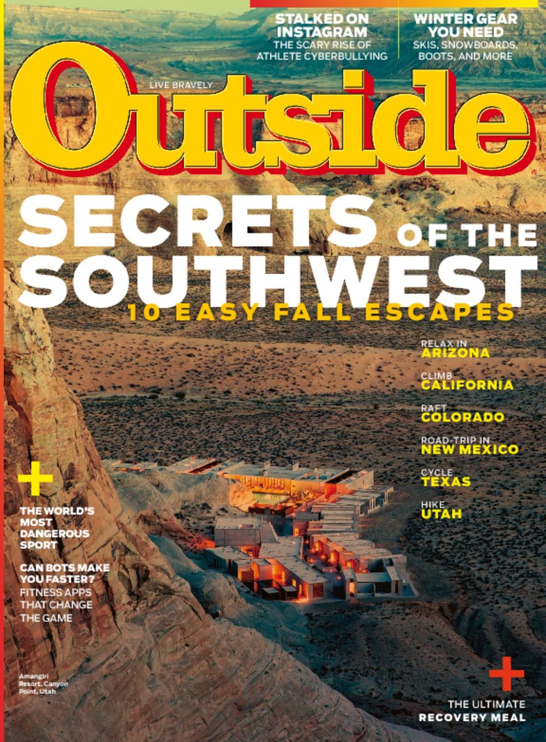 Outside Magazine Subscription