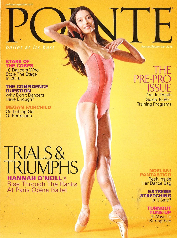 Pointe Magazine Subscription