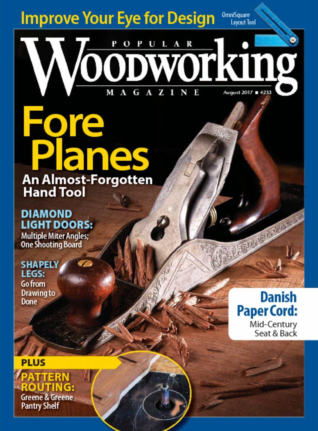 Image Result For Chris Schwarz Blog Popular Woodworking Magazine