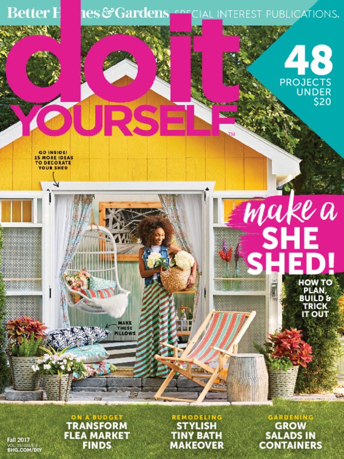 do it yourself magazine discountmags com