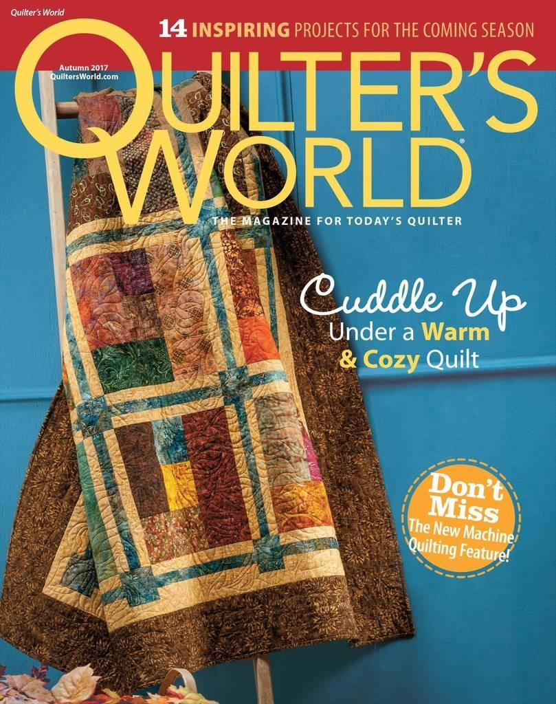 Quilters World Magazine Subscription