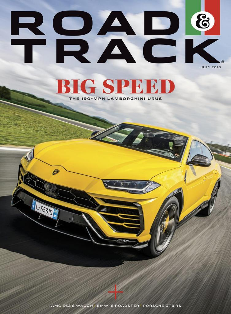 road and track magazine subscription $11.97 | Cheap ...