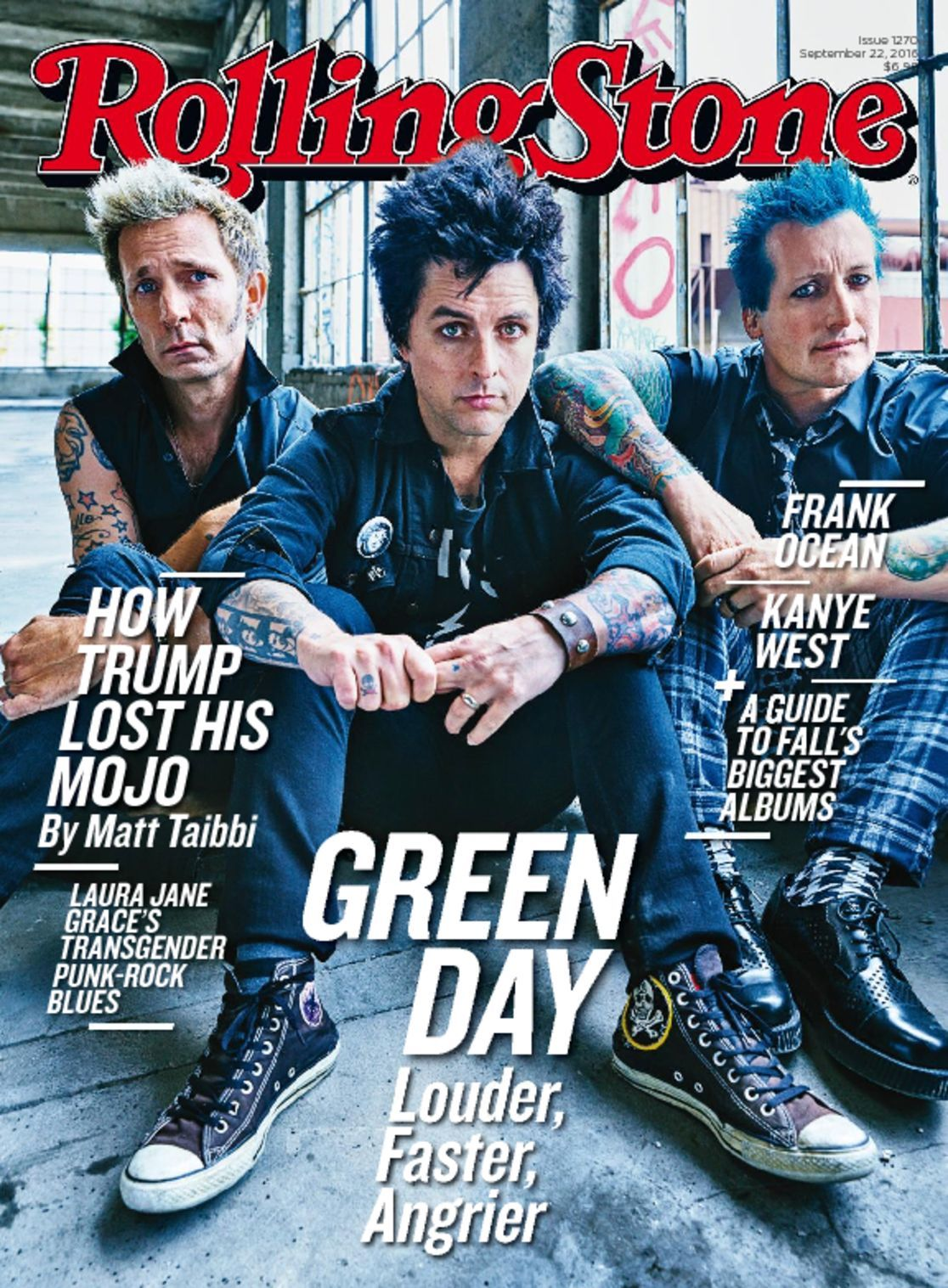 Rush Finally Make Rolling Stones Cover - Rolling Stone