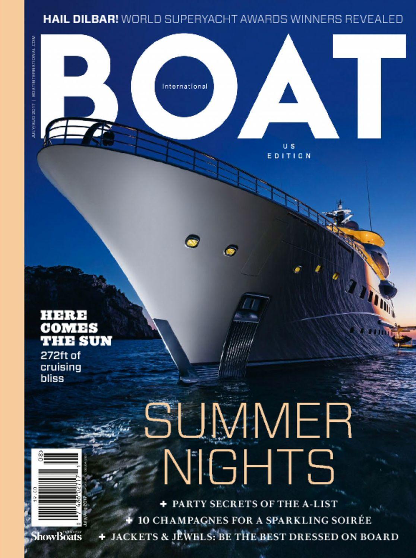Showboats International Magazine Subscription