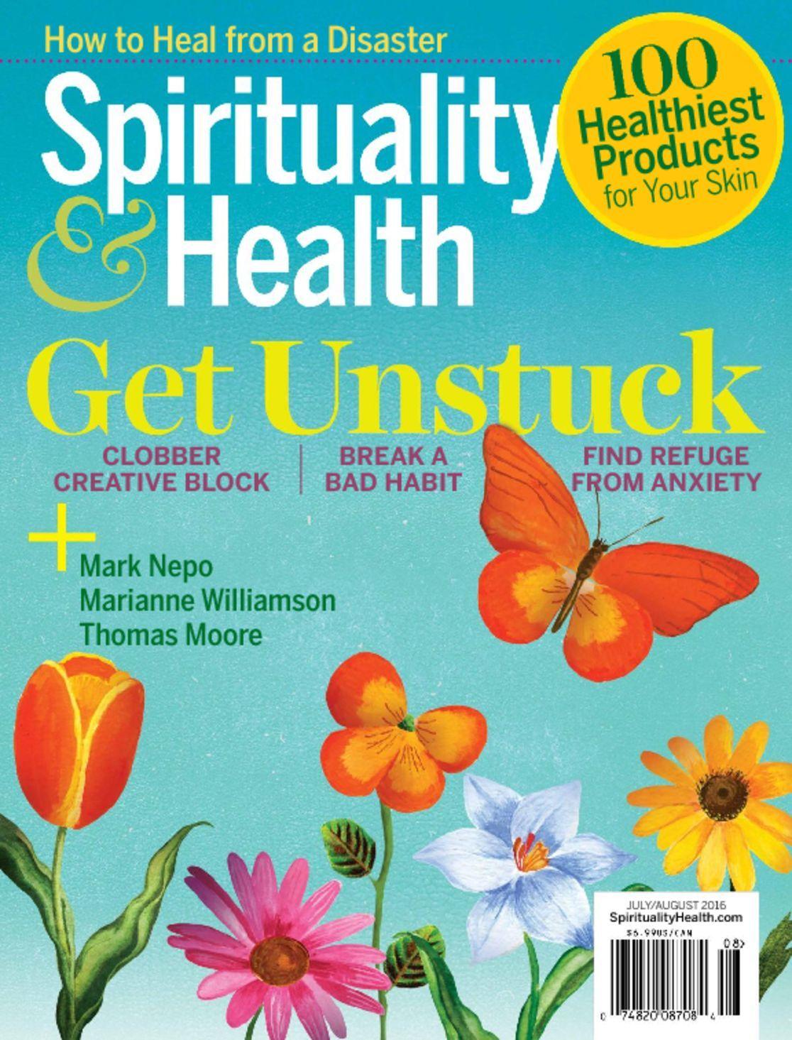 Spirituality Health Magazine A Better Life