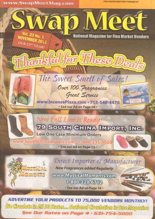 Swap Meet Magazine Subscription