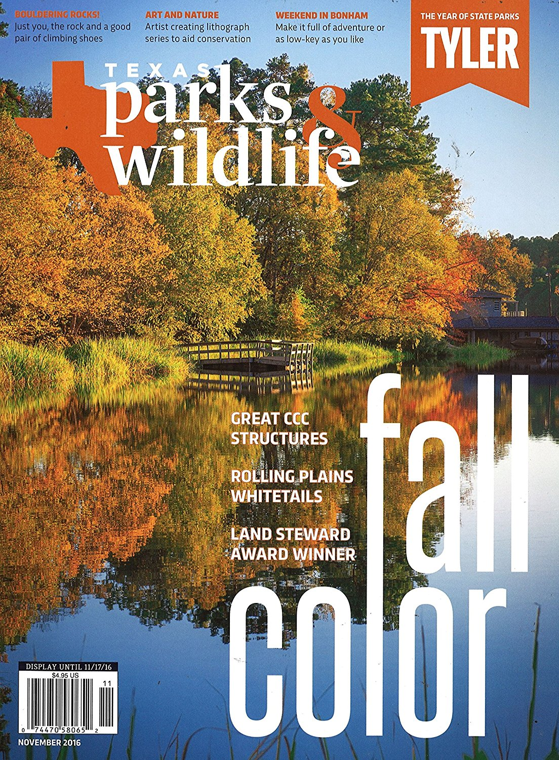 Texas Parks Wildlife Magazine Subscription