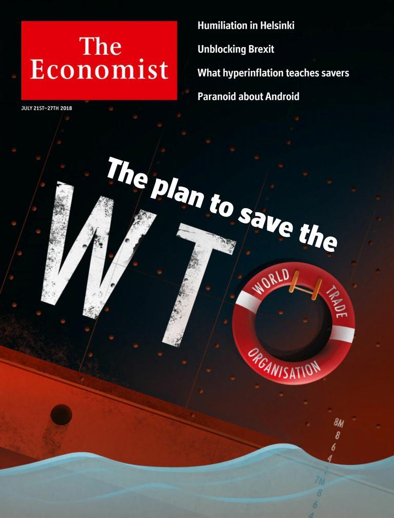 The Economist Magazine Subscription $72.00 | Cheap ...
