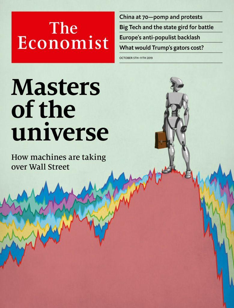 The Economist Magazine - DiscountMags.com