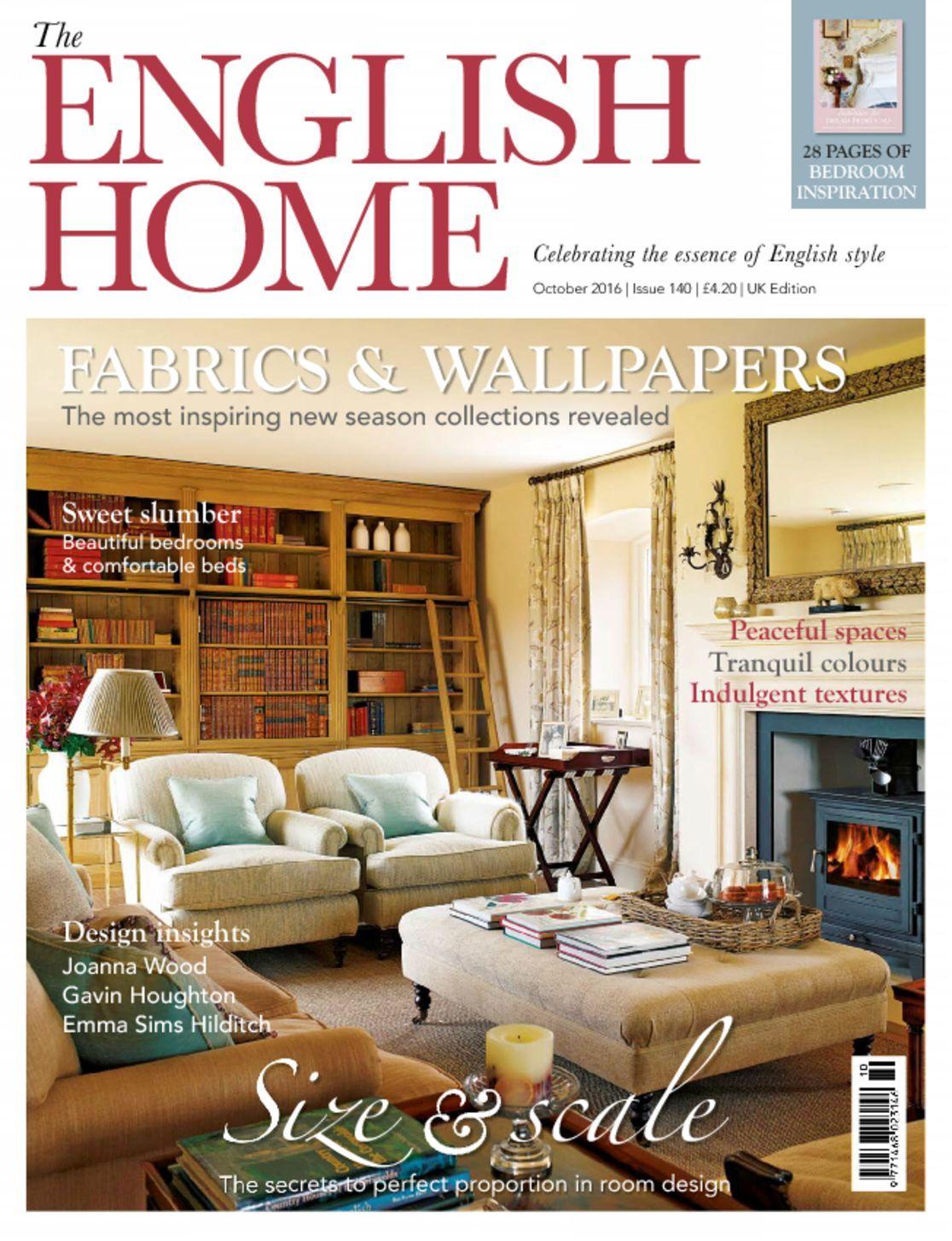 the english home magazine bringing england home. Black Bedroom Furniture Sets. Home Design Ideas