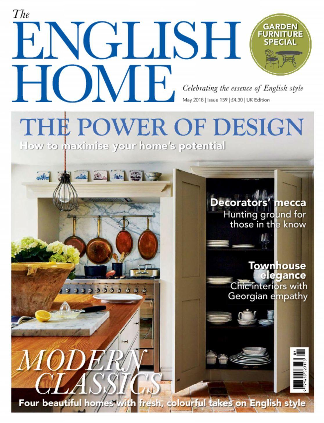 The English Home Magazine Bringing England Home