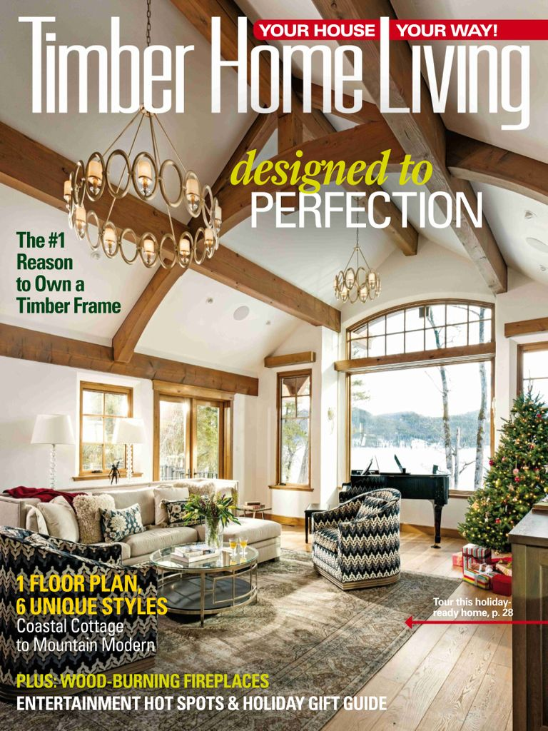 Best Price for Timber Home Living Magazine Subscription
