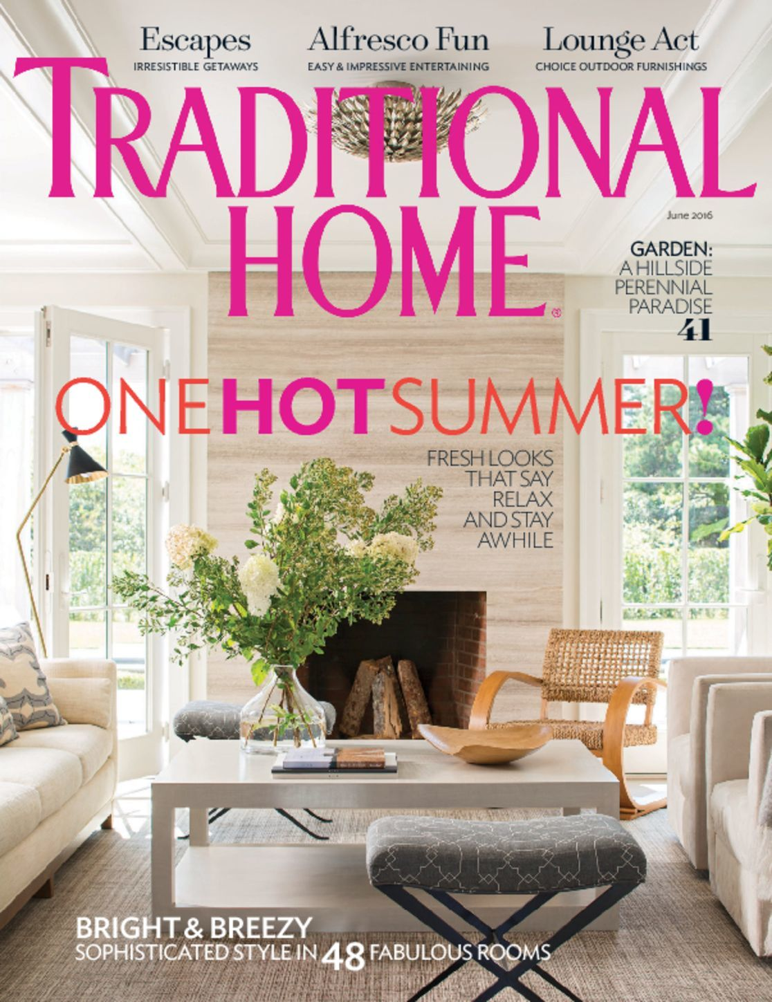 Traditional home magazine for Free home magazines