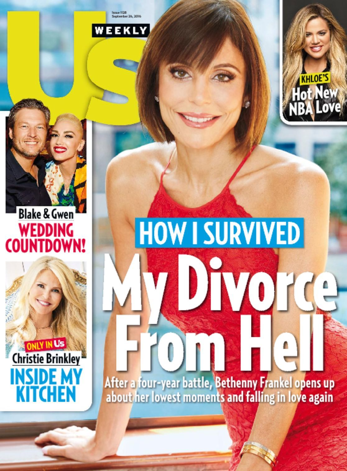 Weekly us magazines celebrity