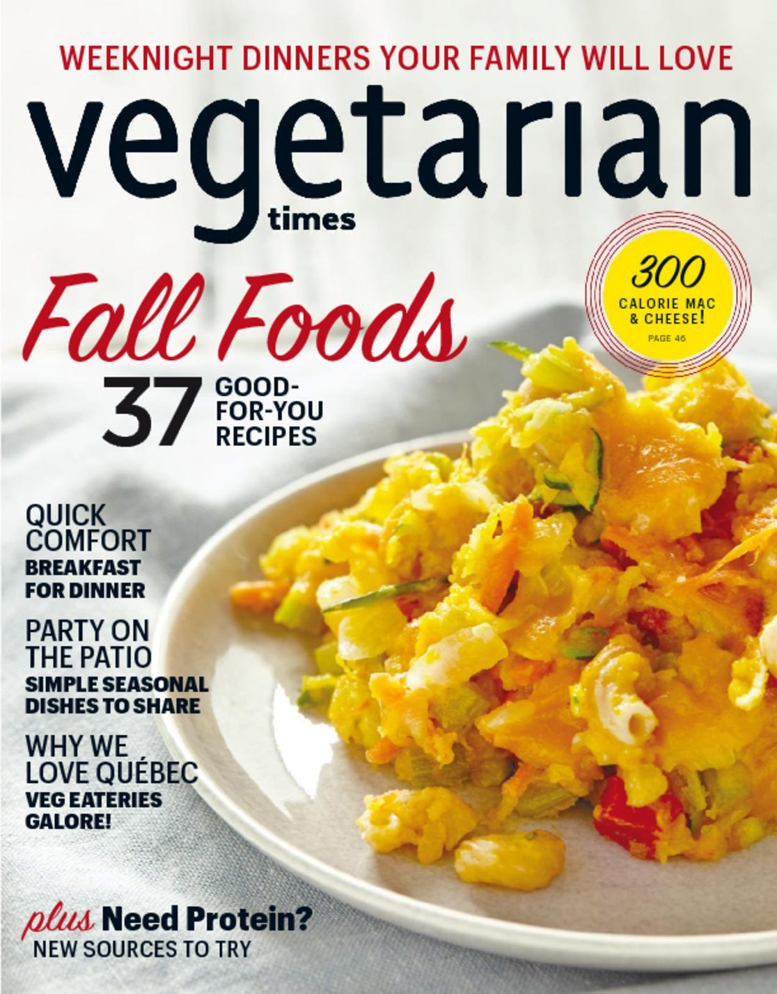 More Details about Vegetarian Times Magazine