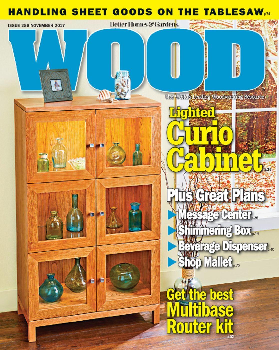 Wood Magazine Subscription