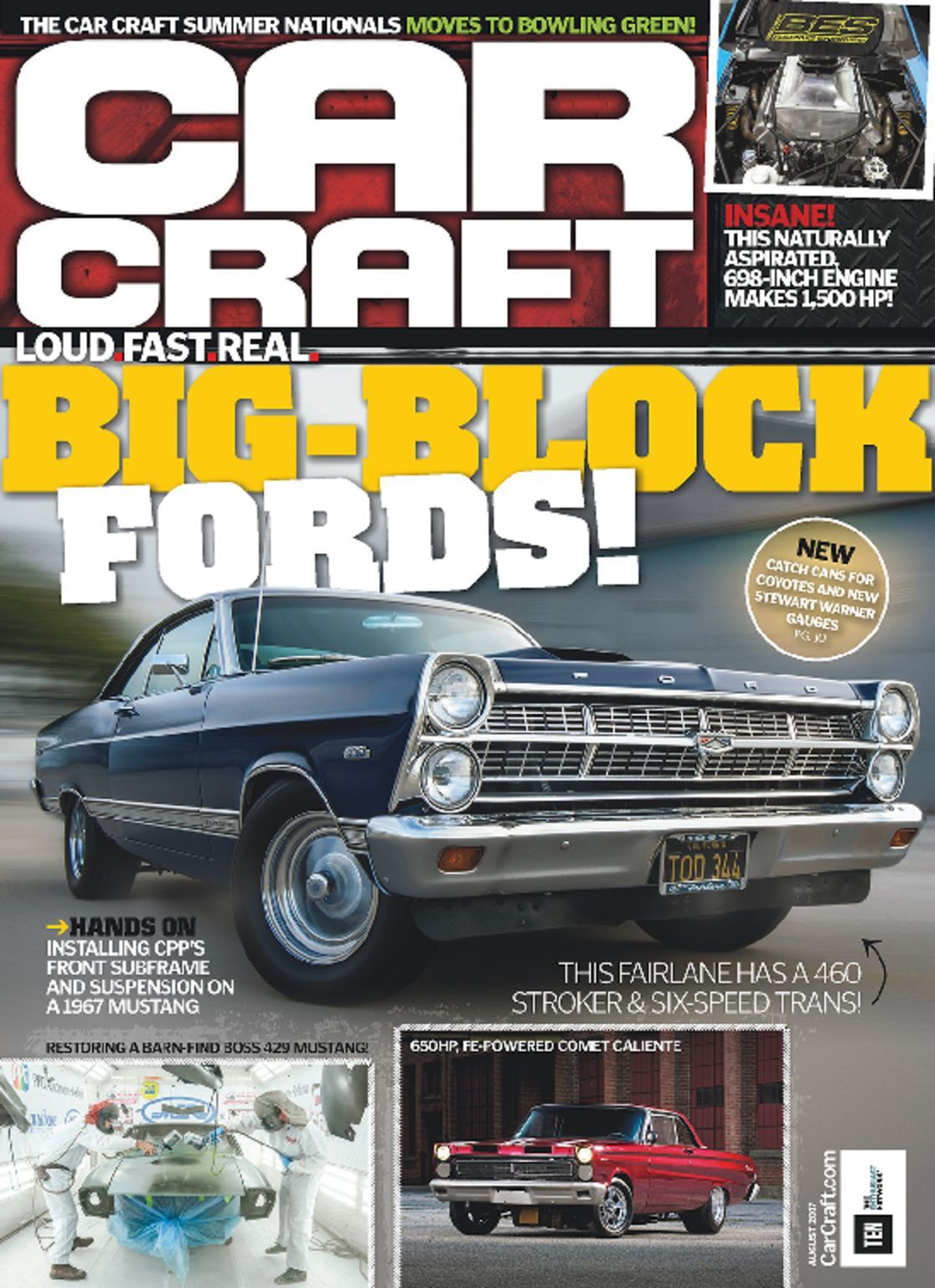 Car Craft Magazine Subscription
