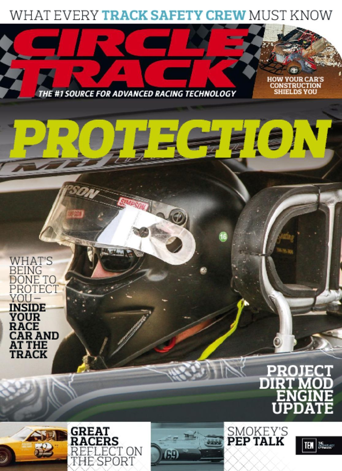 Circle Track Magazine Subscription