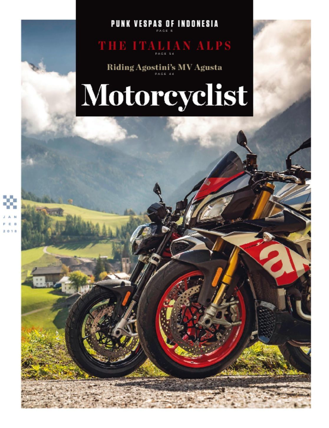 Motorcyclist Magazine Subscription