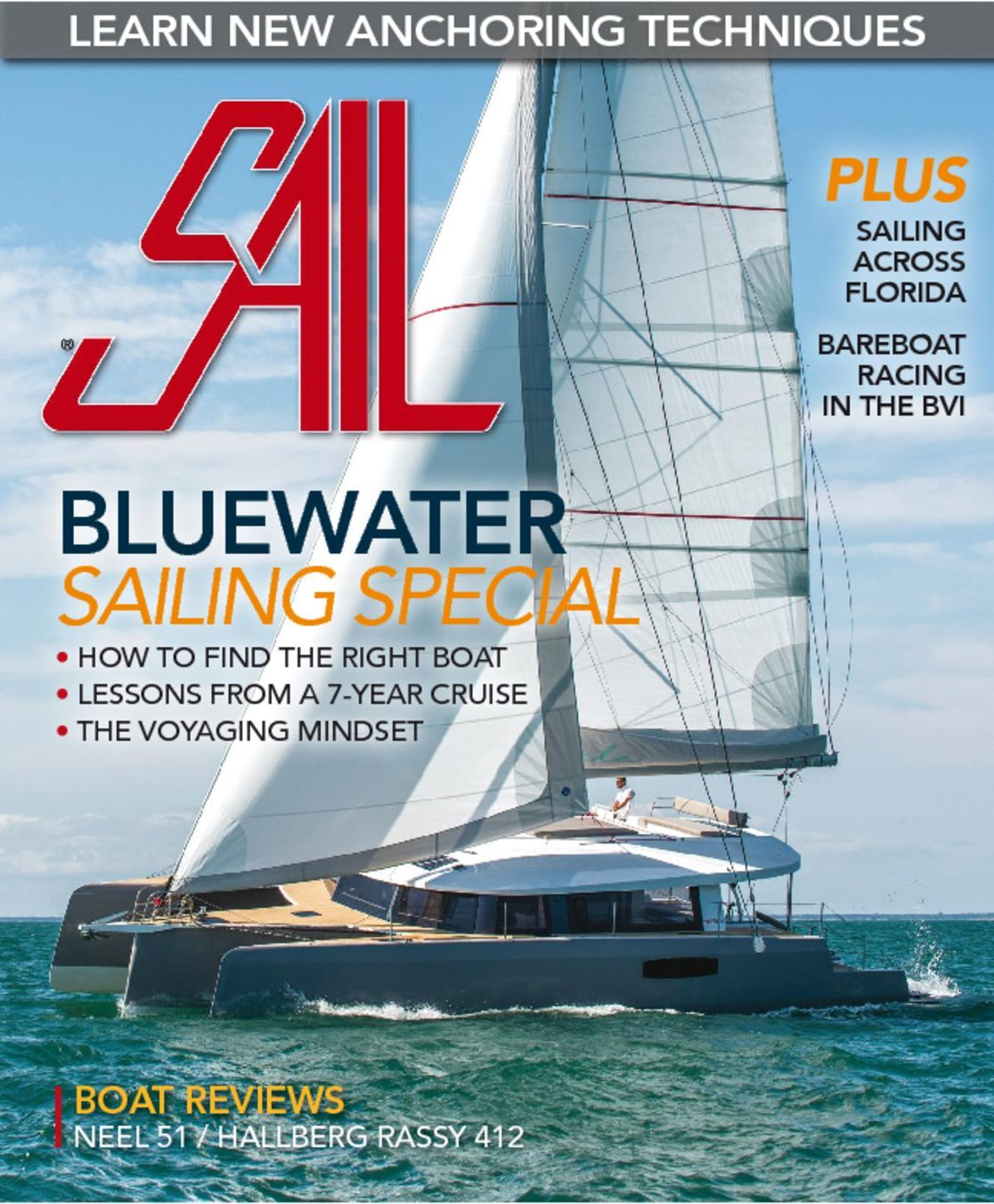 SAIL Magazine Subscription