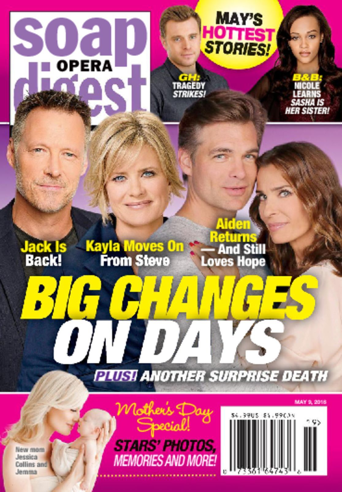 Soap Opera Digest-July 20, 2020 Magazine - Get your
