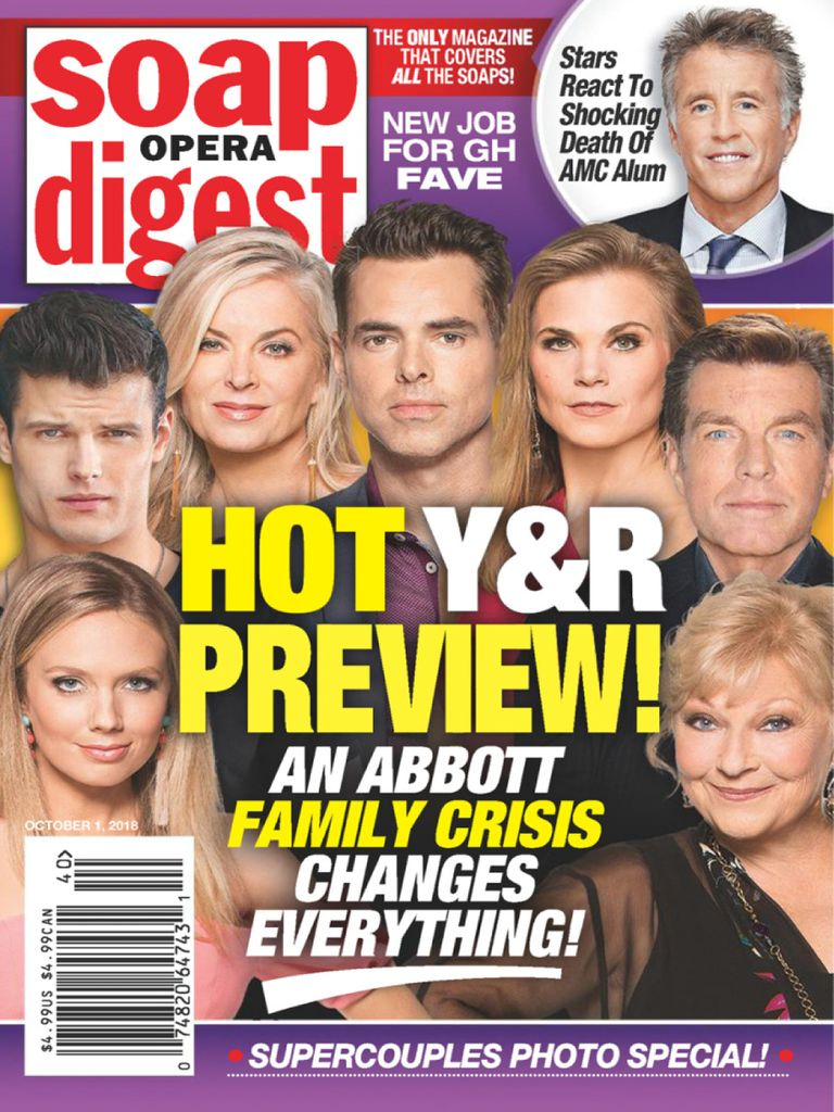 Soap Opera Digest Magazine | Your #1 Soap Source