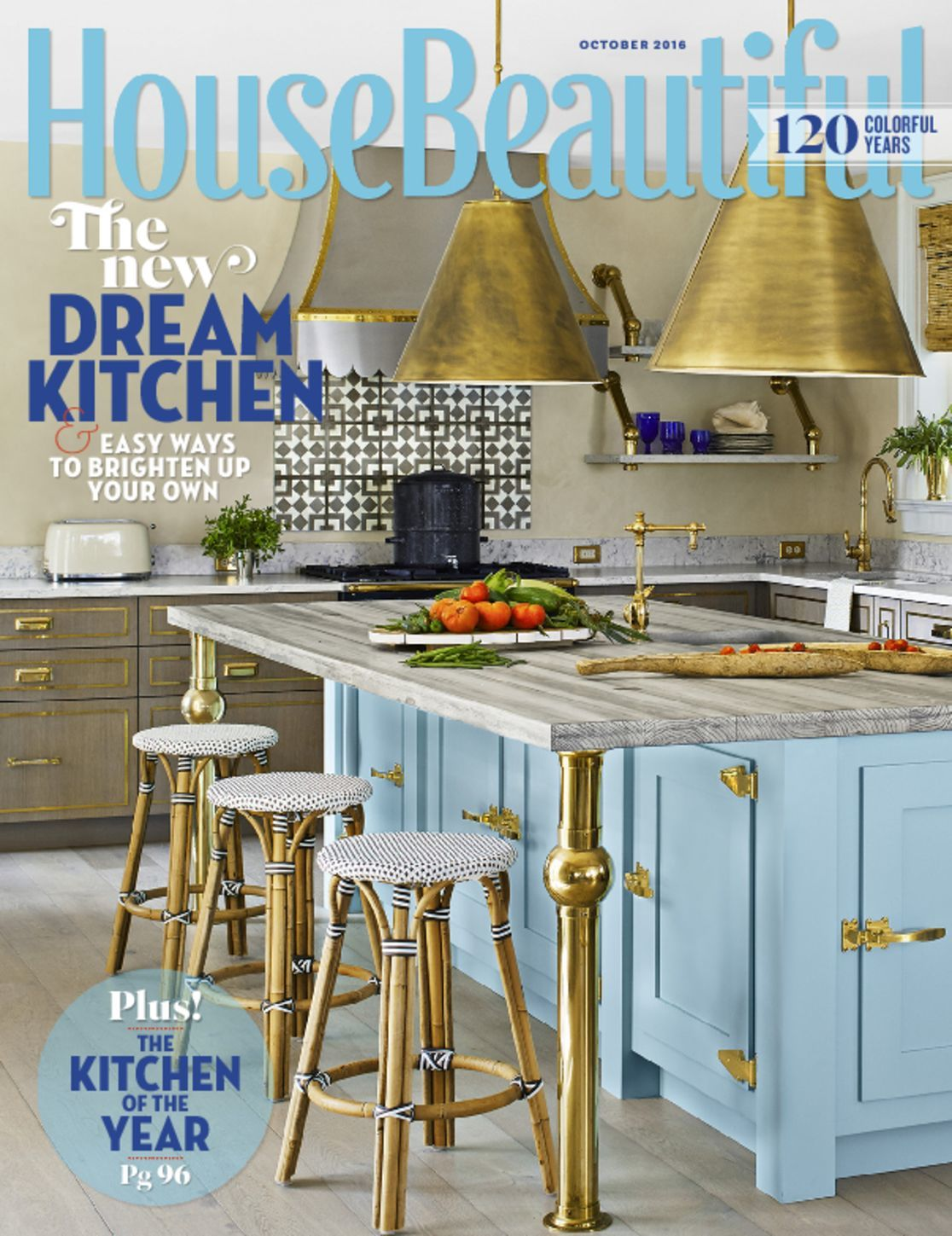 House Beautiful Magazine For a Beautiful Home