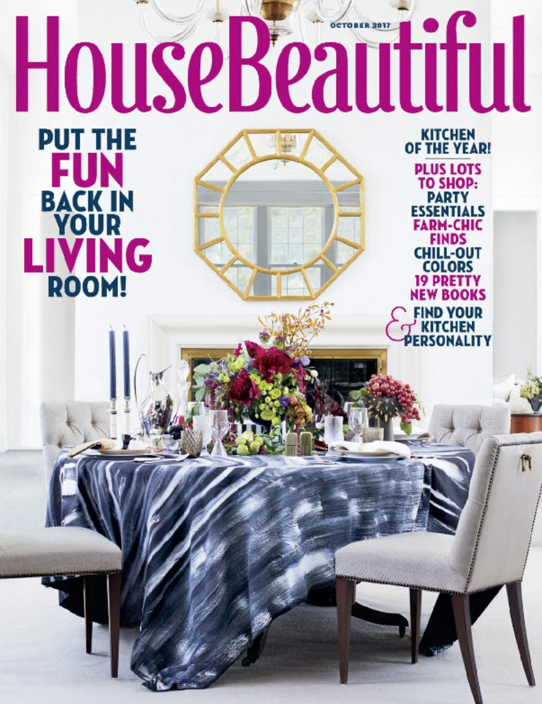 House Beautiful Magazine House Beautiful Magazine  For A Beautiful Home  Discountmags