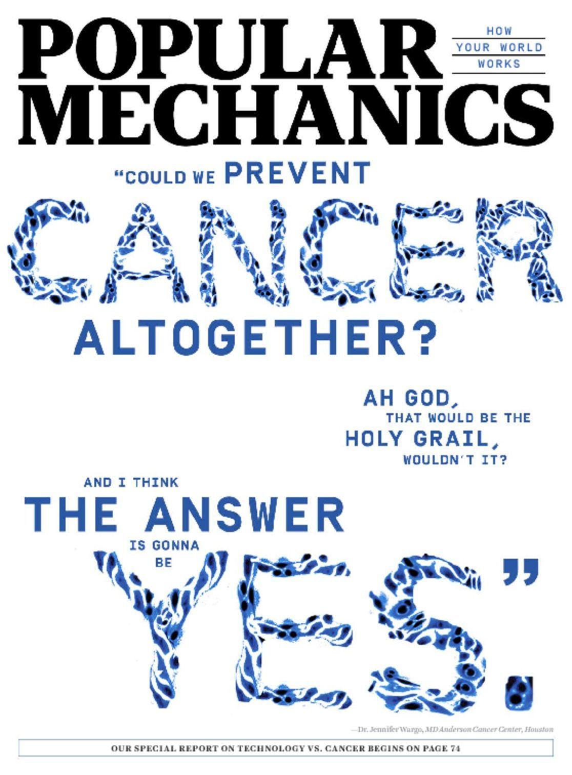 Popular Mechanics Magazine Subscription