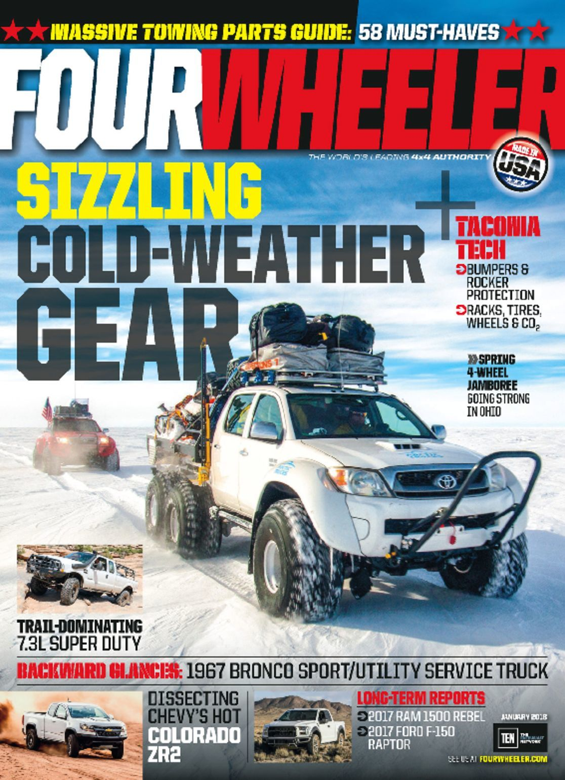 magazine four wheeler trend motor wheel drive discountmags january mag topmags magazinecafestore issue quick
