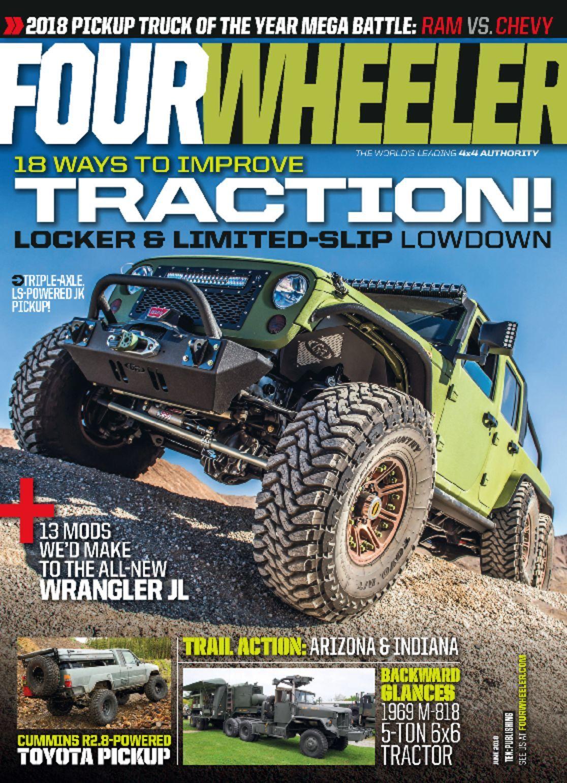 wheeler four june pdf magazine wheel drive magazines discountmags issue