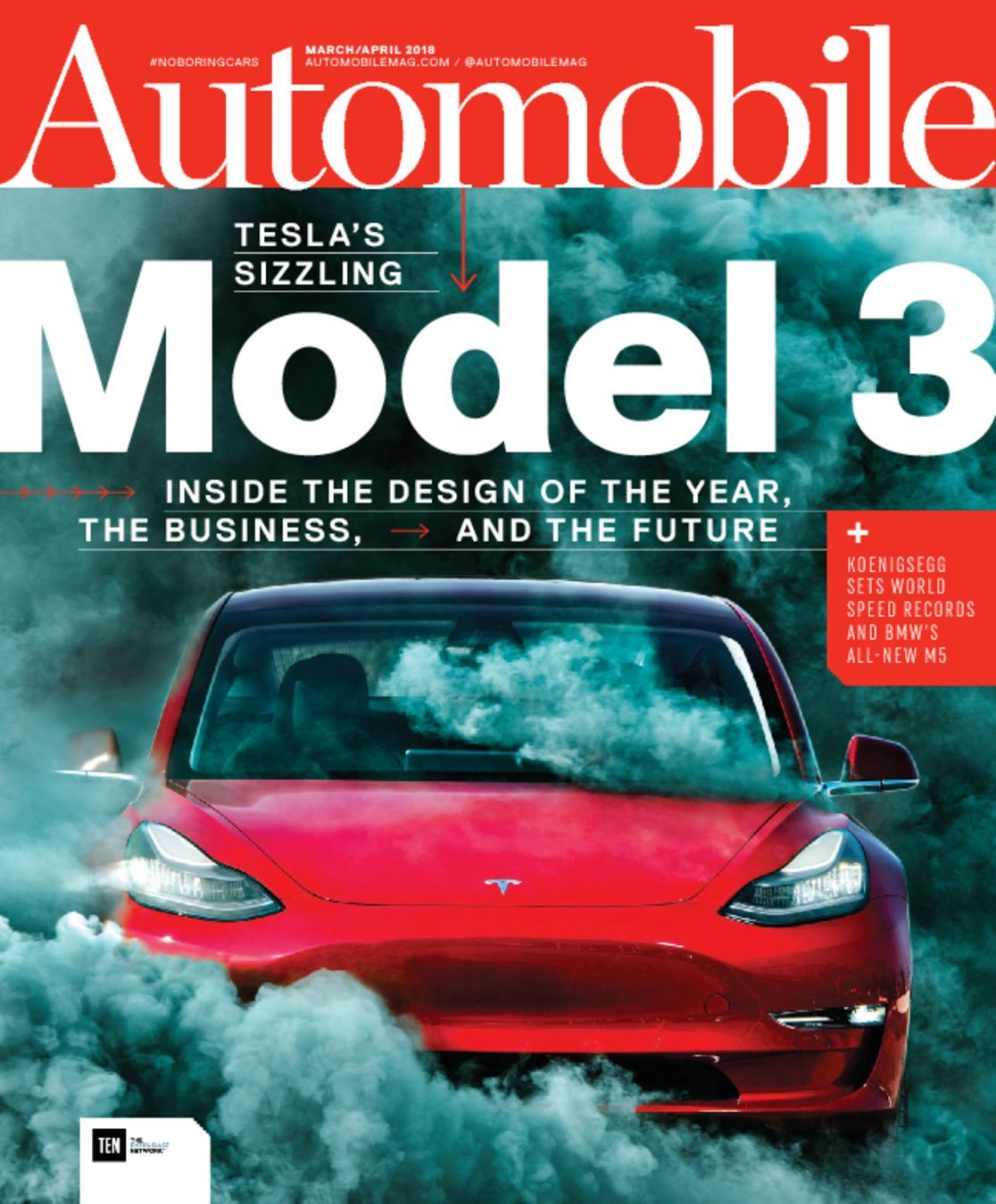 Automobile Magazine Subscription