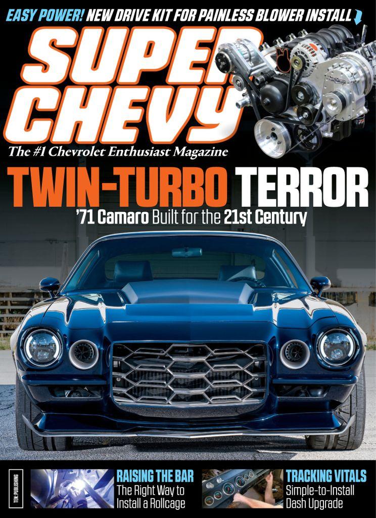 Super Chevy Magazine Subscription Discount | The Bowtie ...