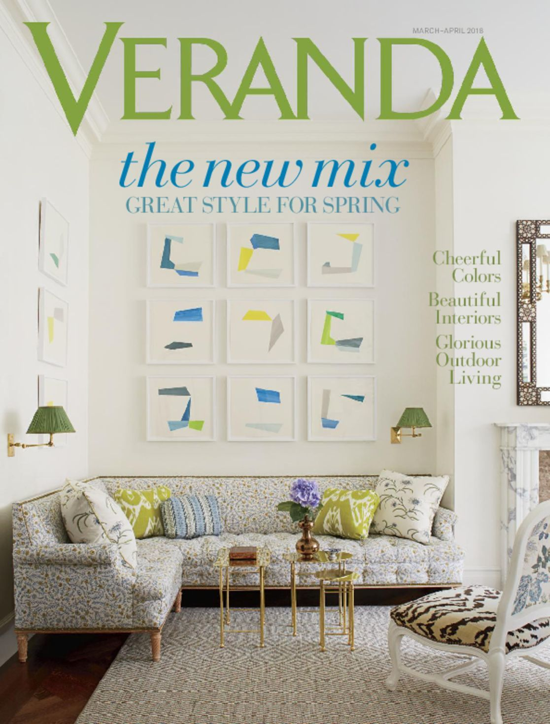 Veranda Magazine | Lifestyle at Its Finest - DiscountMags.com